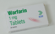 Warfarin a Detralex