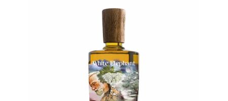 Bílý slon naklouby
