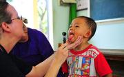 Nemoci úst u dětí