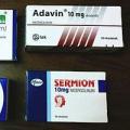 Použití léku Sermion