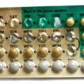 Tabletky hormonální antikoncepce