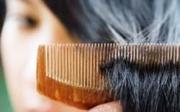 Olejový zábal na vlasy