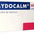 Mydocalm