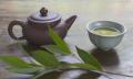 Čaj zbobkového listu