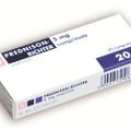 Lék Prednison